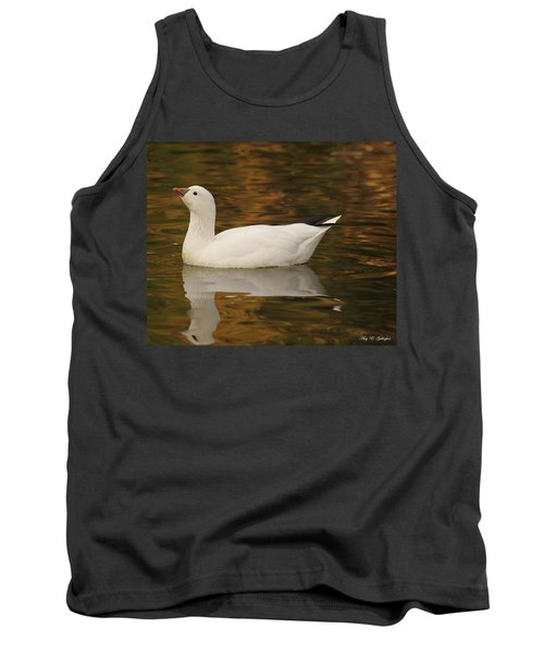 The Lovely Snow Tank Top