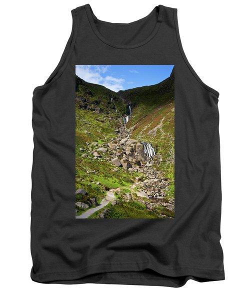 The Mahon Falls, Comeragh Mountains Tank Top
