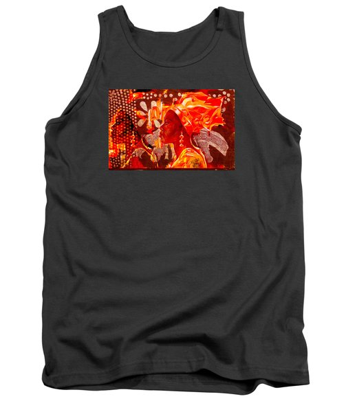 The Mask Double Tank Top
