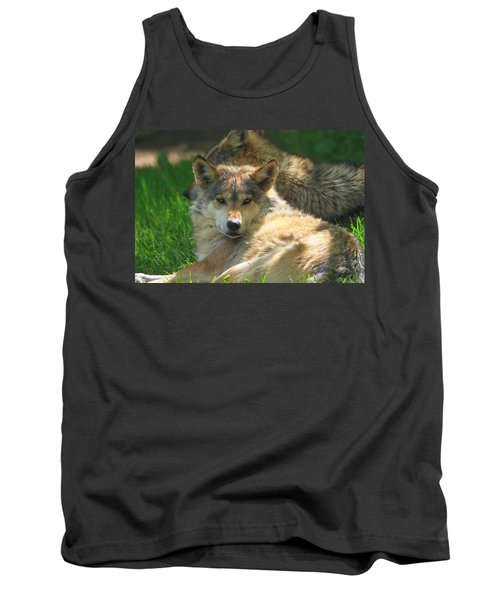 The Mexican Wolf Tank Top