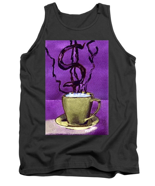 The Midas Cup Tank Top by Paula Ayers