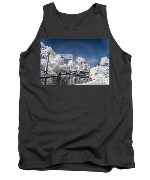 The Mirage In Infrared 1 Tank Top