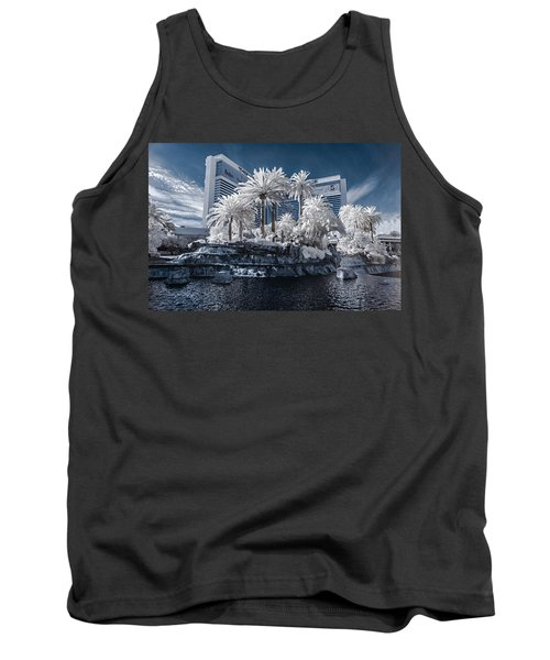 The Mirage In Infrared 2 Tank Top