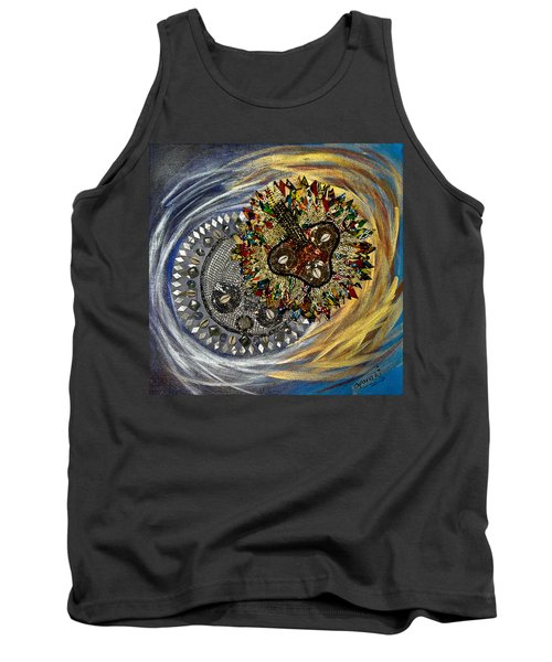 The Moon's Eclipse Tank Top