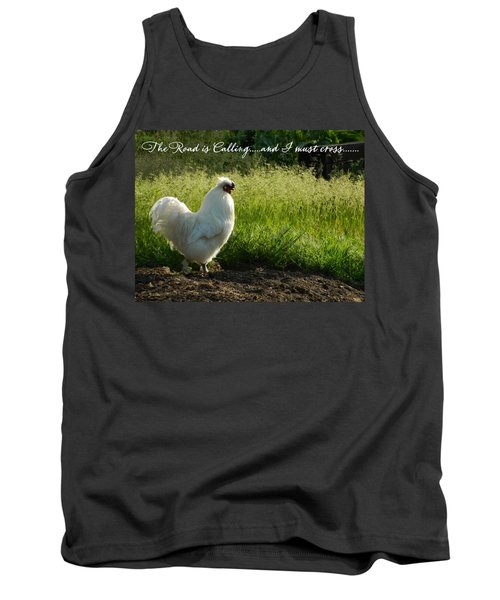The Mystery Is Solved Tank Top