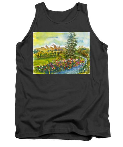 The Ninth Hole Tank Top