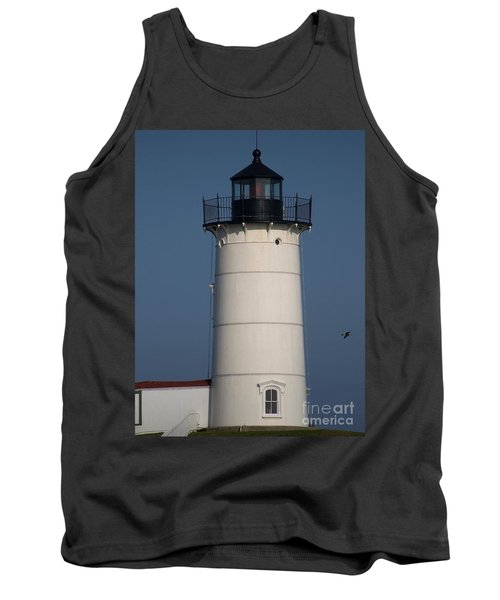 Tank Top featuring the photograph Lighthouse by Eunice Miller