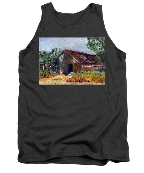 The Old Barn Tank Top