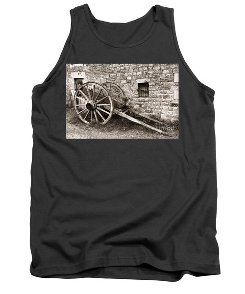 The Old Cart Tank Top