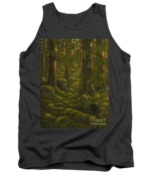 The Old Forest Tank Top