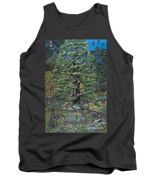 The Old Juniper Tree Tank Top