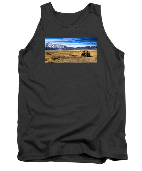 The Old One Tank Top by Robert Bales