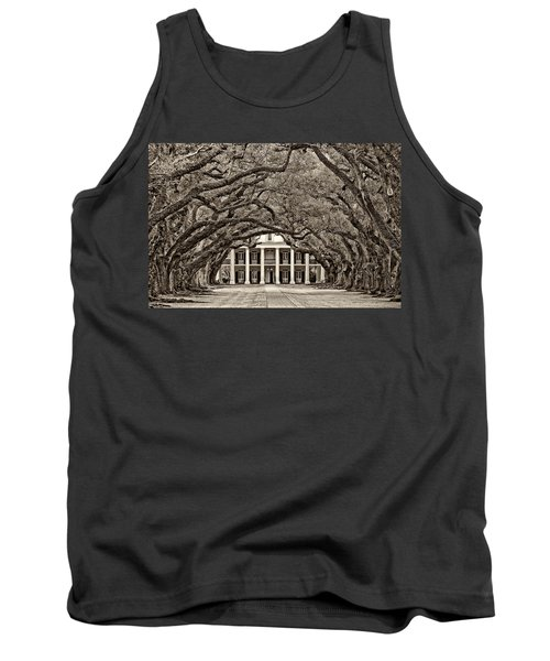 The Old South Sepia Tank Top