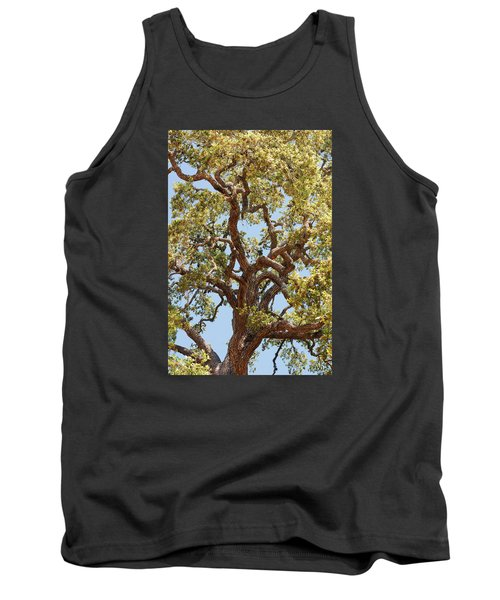 The Old Tree Tank Top by Connie Fox