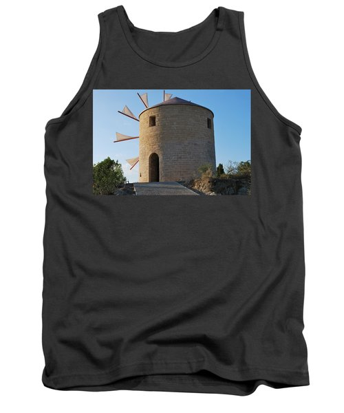 The Old Windmill 1830 Tank Top