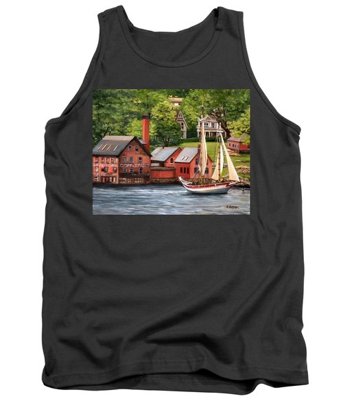 The Paint Factory And The Ardelle Tank Top