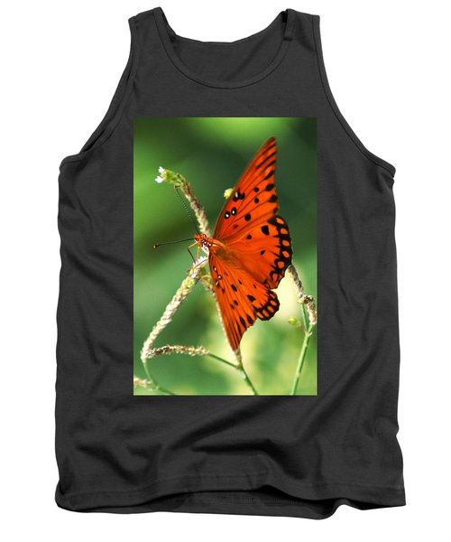 The Passion Butterfly Tank Top