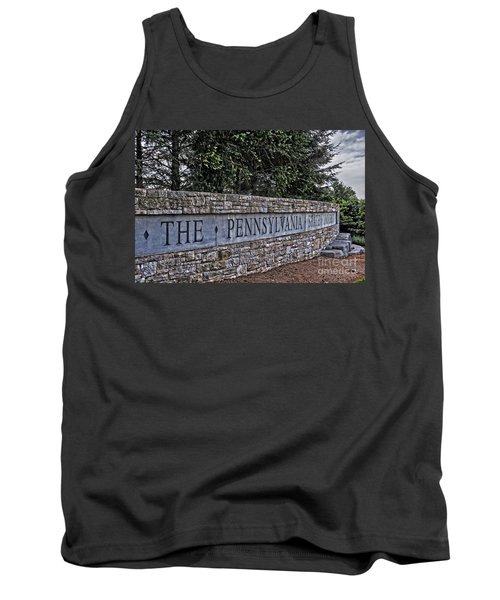 The Pennsylvania State University Tank Top