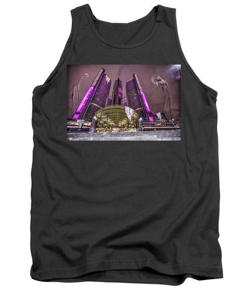 Tank Top featuring the photograph The Persistence Of Time by Nicholas  Grunas