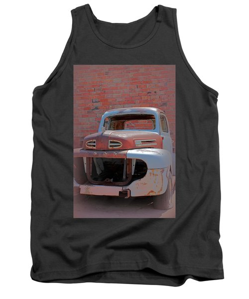 The Pick Up Tank Top by Lynn Sprowl