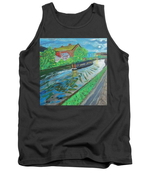 The Pickle - Grand Union Canal Tank Top