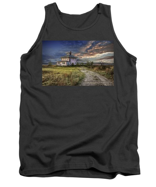 The Pink House - Color Tank Top
