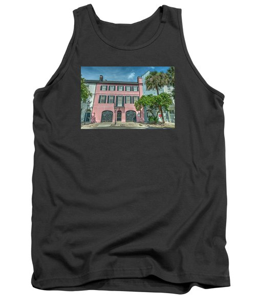 The Pink House Tank Top