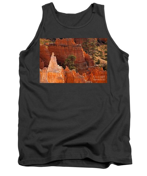 The Popesunrise Point Bryce Canyon National Park Tank Top