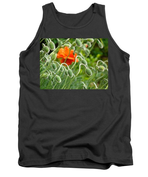 The Poppy Tank Top by Evelyn Tambour