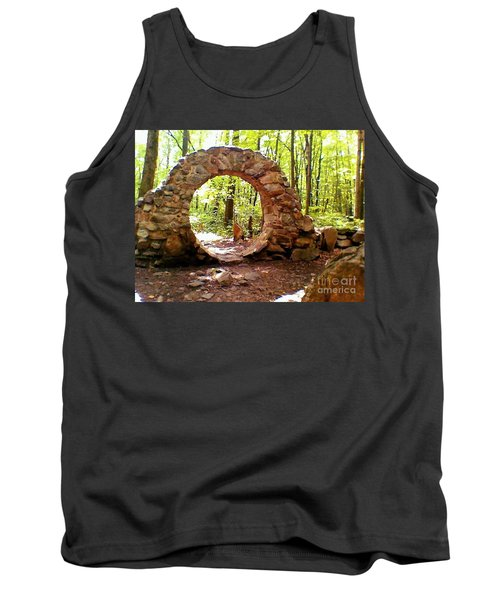 The Portal To Love Life Peace Tank Top