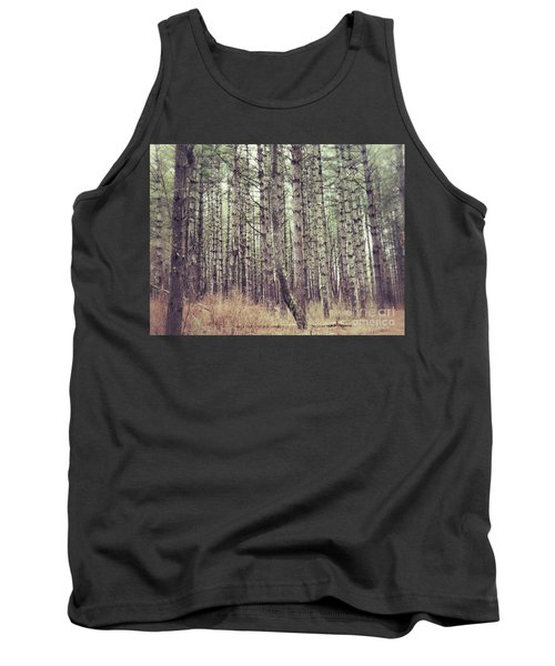 The Preaching Of The Pines Tank Top