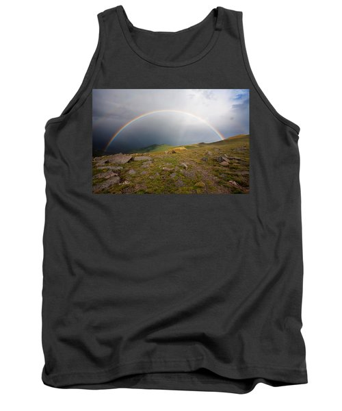 Tank Top featuring the photograph The Promise by Jim Garrison