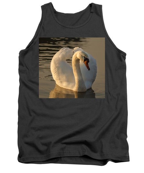 Tank Top featuring the photograph The Pure In Heart by Rose-Maries Pictures