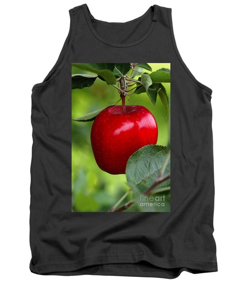 The Red Apple Tank Top