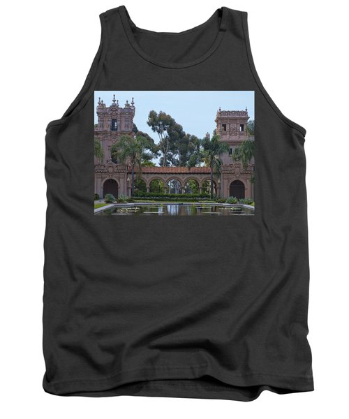 The Reflection Pool Tank Top