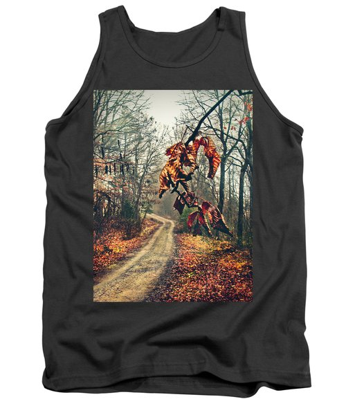 The Road Home Tank Top by Jessica Brawley