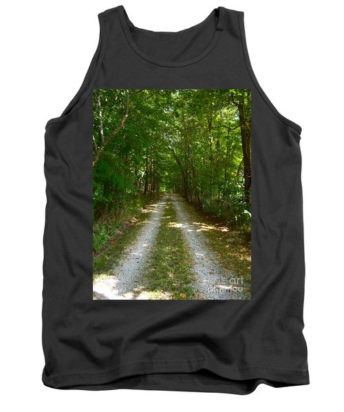 The Road Home Tank Top