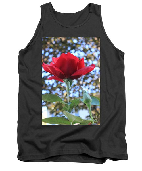The Rose And Bud Tank Top