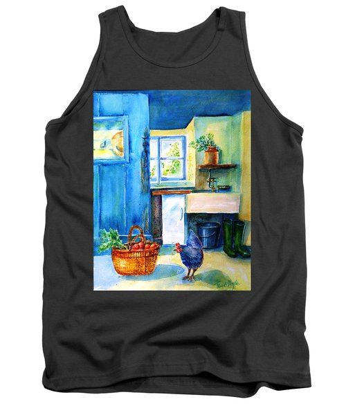 The Scullery  Tank Top by Trudi Doyle