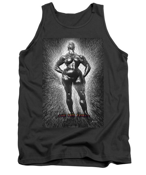 The She Force 1 Tank Top