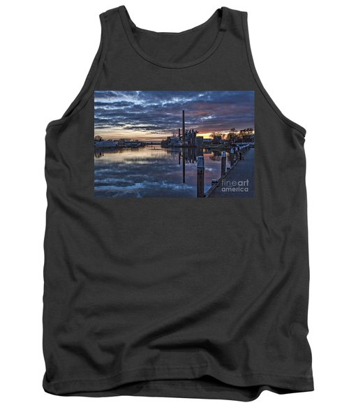 The Sky Is Crying Tank Top