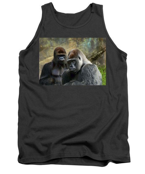 The Stare Tank Top