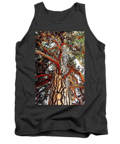 Tank Top featuring the photograph The Strong One by Joseph J Stevens