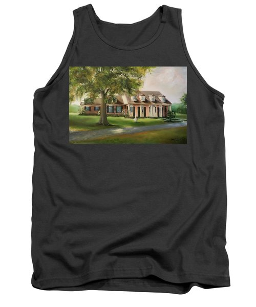 The Sunrise House Tank Top
