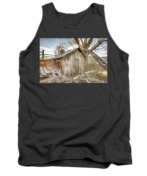 The Tack Shed Tank Top