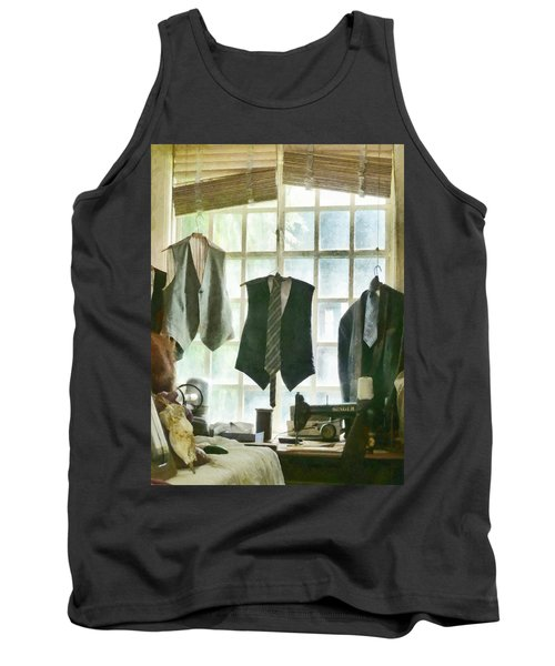 The Tailor Shop Tank Top by Steve Taylor