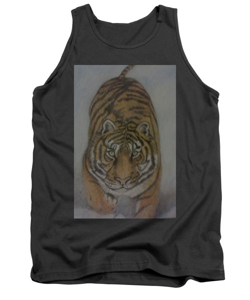 The Tiger Tank Top by Christy Saunders Church