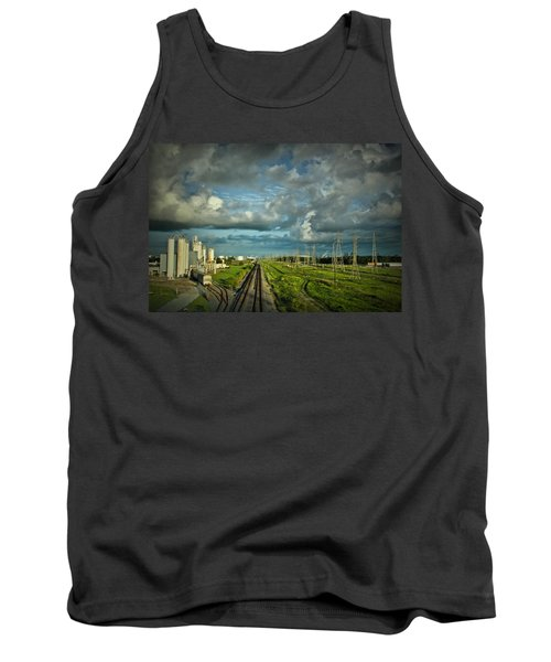 The Train Yard Tank Top