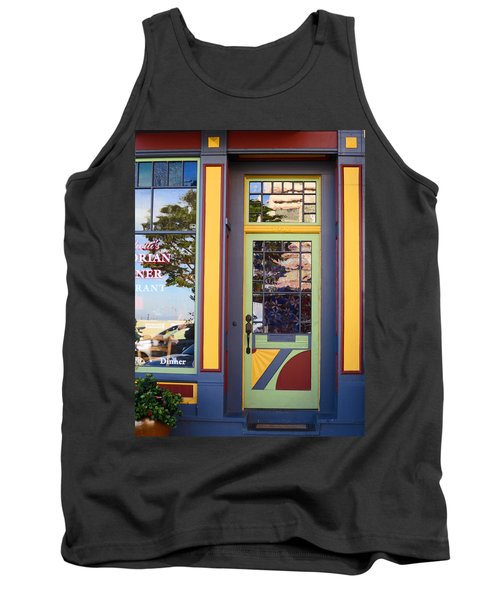 The Victorian Diner Tank Top