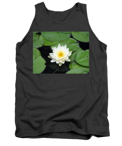 Tank Top featuring the photograph The Water Lilies Collection - 01 by Pamela Critchlow